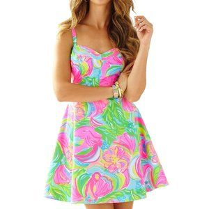 Lilly Pulitzer Willow Fit & Flare Sundress Size 6